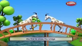 getlinkyoutube.com-Two Silly Goats | मराठी कथा | 3D Grandma Stories in Marathi | 3D Moral Stories in Marathi
