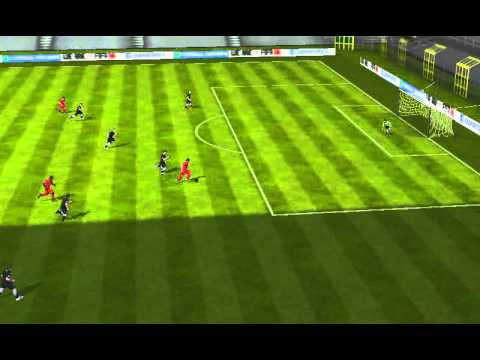 FIFA 14 Windows Phone 8 - Real tanguitas VS Hibernian