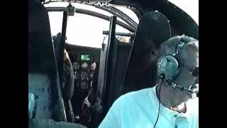 getlinkyoutube.com-Douglas A1E Skyraider & 7yr old Benjamin flying with Danny Summers in his Part I