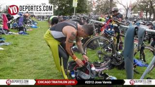 Chicago Triathlon Transamerica 2016
