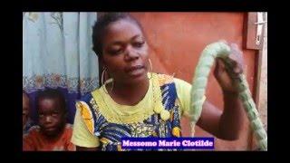 Le bâton de manioc au service d'une famille