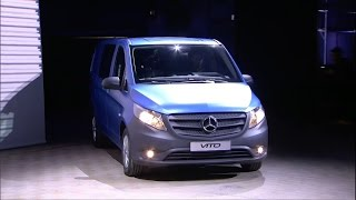 getlinkyoutube.com-New 2015 Mercedes-Benz Vito world premiere