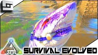 getlinkyoutube.com-ARK: Survival Evolved - NEW MEGALODON TAMING! S2E85 ( Gameplay )