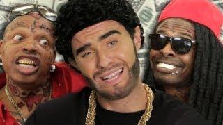 "getlinkyoutube.com-Drake - ""Started From The Bottom"" PARODY"