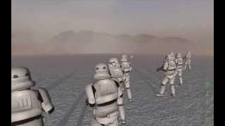 getlinkyoutube.com-ARMA 2 HD: Stormtroopers vs Zombies