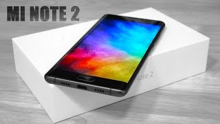 getlinkyoutube.com-Xiaomi Mi Note 2 - Unboxing & Hands On