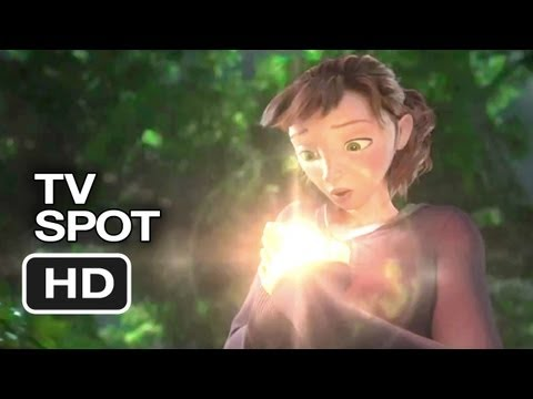 Epic TV Spot - Seyfried (2013) - Beyoncé, Josh Hutcherson Movie HD