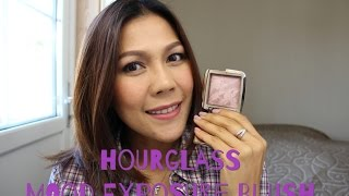 getlinkyoutube.com-รีวิวที่ปัดแก้ม Hourglass ambient lighting blush สี mood exposure.