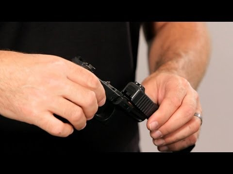 How to Disassemble a Glock 23 | Gun Guide