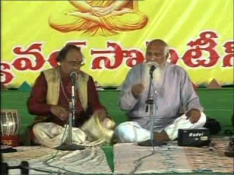 Bhaja Govindam is all about Meditation - Patriji, Dhyana Mahachakram-2010