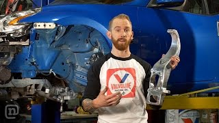 getlinkyoutube.com-Forsberg 370Z Dyno Tuning & Major Parts Overhaul for Tuerck: Drift Garage Ep. 204