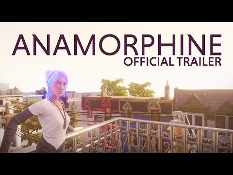 Anamorphine (PS4)  © Artifact 5 2018   1/1