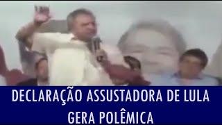 getlinkyoutube.com-Declaração assustadora de Lula gera polêmica