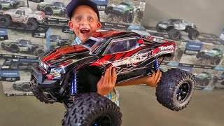 TRAXXAS SLASH! THE CRAZIEST RC CAR EVER!