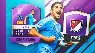 getlinkyoutube.com-MVP DAVID VILLA SBC!!!! | FIFA 17