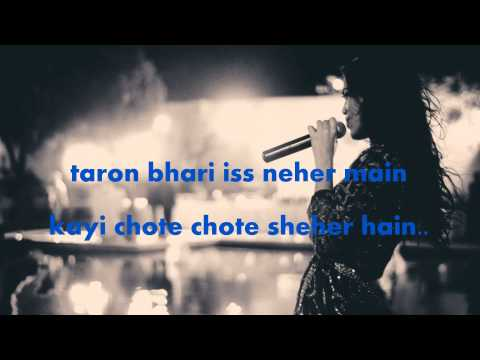 Kinara 'Sapnon Ka Sheher' With Lyrics