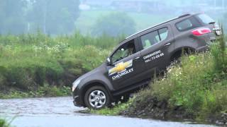 getlinkyoutube.com-Chevrolet Trailblazer