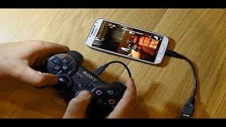 getlinkyoutube.com-Como usar controle de PC e Ps2 para jogar no Android fácil fácil