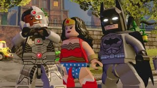 getlinkyoutube.com-LEGO Dimensions - All Collectibles - DC Comics Adventure World (Wave 1)