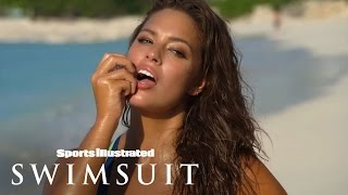 getlinkyoutube.com-Ashley Graham Outtakes SI Swimsuit 2016 | Sports Illustrated Swimsuit