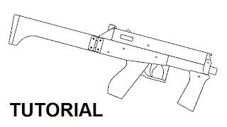 getlinkyoutube.com-Tutorial — full auto mag fed rubber band gun