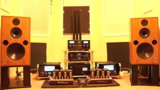 getlinkyoutube.com-Harbeth M40.1 with McIntosh MC 601 + C2300 + MC 275 + MCD 500