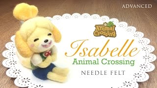getlinkyoutube.com-Animal Crossing DLC Felting Tutorial - Nintendo 3DS Collab with NerdECrafter