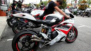 getlinkyoutube.com-MV Agusta F4 RR with Zard V2 Exhaust High Revv Extraordinary Sound!