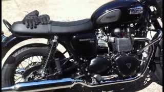 getlinkyoutube.com-Triumph Bonneville T100 Black 2015