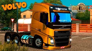 EURO TRUCK SIMULATOR 2►MODS REVIEWS►VOLVO FH16