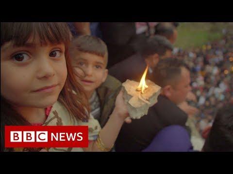 BBC News:The Yazidis' Secret Children - BBC News