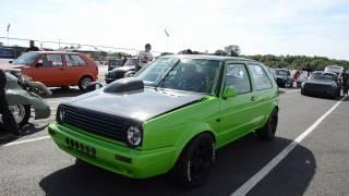 getlinkyoutube.com-VW Action 2015 Santa Pod