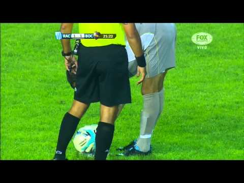 Boca Juniors 1 - 2 Racing Club - Torneo de Verano 2013