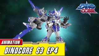[DinoCore] Official | S03 EP04 | Dinosaur Robot Animation