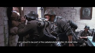 "getlinkyoutube.com-Fallen Eagle Offical ""Teaser Trailer"" #4 ( 2017 ) ϟϟ Waffen SS German War Film  German War Film"