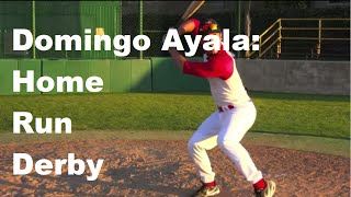 getlinkyoutube.com-Domingo Ayala Hits a BOMB! Pop da chain