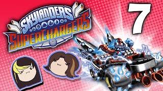 getlinkyoutube.com-Skylanders Superchargers: Out of Sight! - PART 7 - Grumpcade