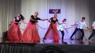 Tamil Dance || Yennai Maatrum Kadhale || ILLUSION ENTERTAINMENTS || 2016