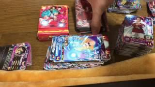 【フルコンプ&限定カードケース】SDBH3弾 レンコ排出結果&配列 後編