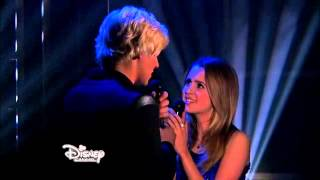 getlinkyoutube.com-Austin and Ally (Laura Marano and Ross Lynch) S04E20 Duets and Destiny - Two In A Million