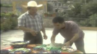 getlinkyoutube.com-Nopales en su Penca, La Ruta del Sabor, Bernal, Ezequiel Montes, Queretaro
