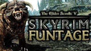 getlinkyoutube.com-The Elder Scrolls V: Skyrim - Funtage! - (TES 5 Funny Moments)