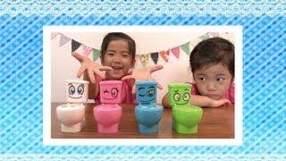 getlinkyoutube.com-もこもこモコレット♥ TOILET CANDY Moko Moko Mokoletto Japanese Soda