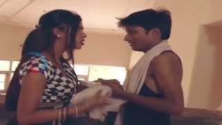 getlinkyoutube.com-Indian House Wife Illegal Romance with Servent