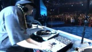 Jam-Master-Jay-Tribute-2003-by-Kid-Capri-DJ-Premier-DJ-Jazzy-Jeff-Grandmaster-Flash width=
