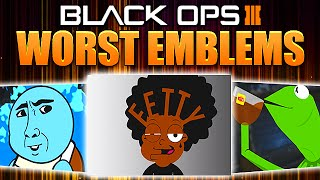 getlinkyoutube.com-WORST EMBLEMS OF BLACK OPS 3! (Call of Duty Funny Emblems)