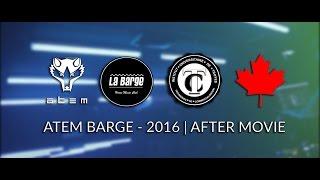 ATEM Barge - 2016   After Movie