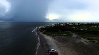 getlinkyoutube.com-Topsail Island North End View of Erosion with music