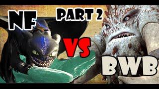 getlinkyoutube.com-Night Fury vs Bewilderbeast (2/2)