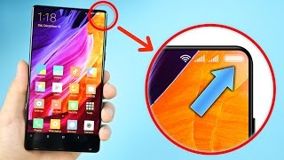 getlinkyoutube.com-The Phone From The FUTURE! No Bezel Xiaomi Mi Mix Review